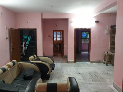 Living Room Image of 1100 Sq.ft 3 BHK Apartment for buy in Shree Bhumi Apartment, Lake Town for 5200000