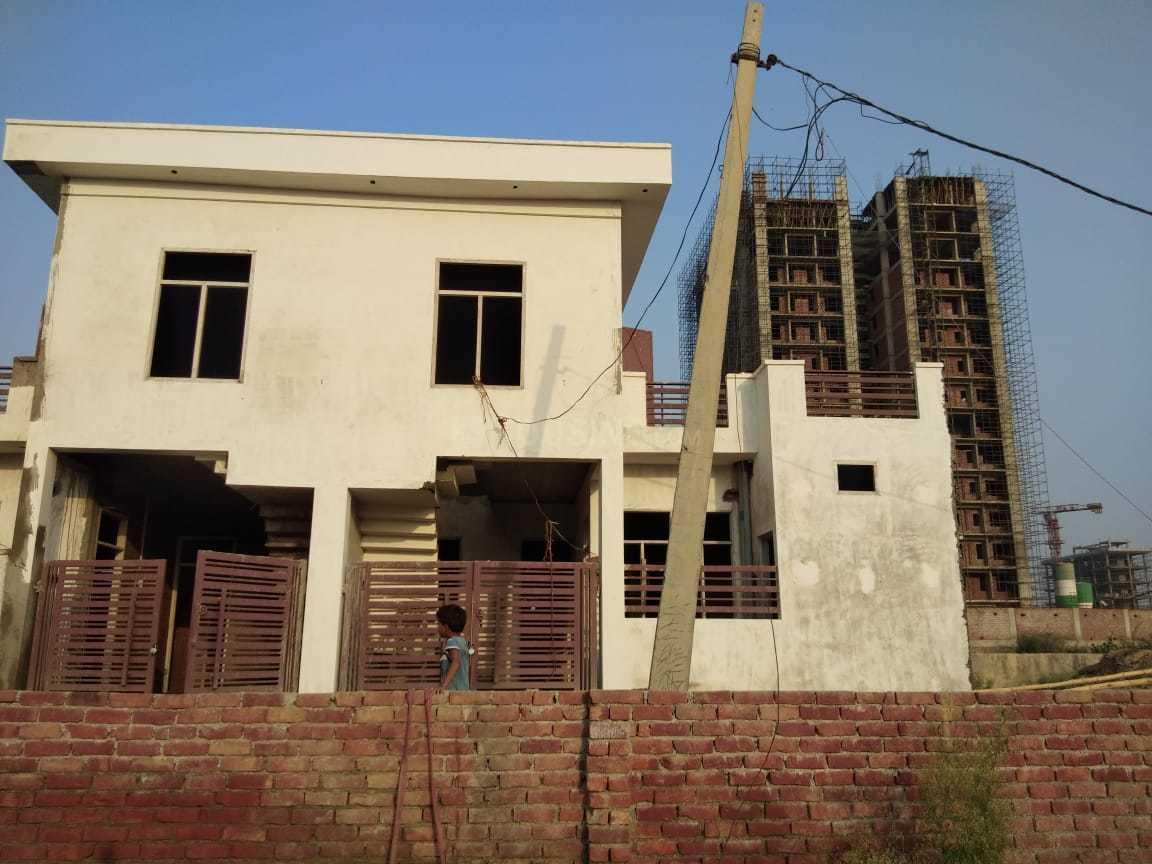 Building Image of 1000 Sq.ft 2 BHK Independent House for buy in Arjunganj for 4300000
