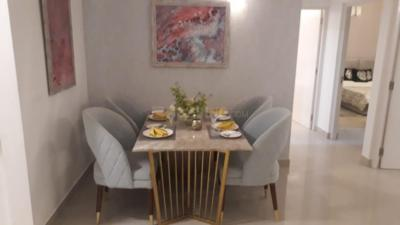 Gallery Cover Image of 1498 Sq.ft 3 BHK Apartment for buy in Okas Residency, Golf City for 5700000