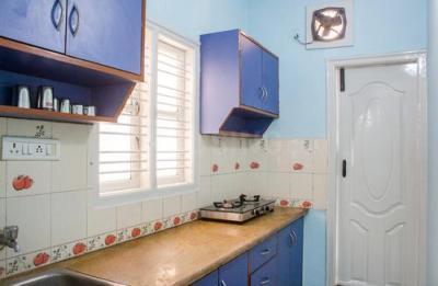 Kitchen Image of Muniraja Nest F 401 in Adugodi
