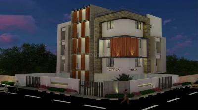 Gallery Cover Image of 1232 Sq.ft 3 BHK Apartment for buy in Perungudi for 10400000
