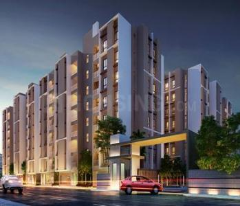 Gallery Cover Image of 765 Sq.ft 2 BHK Apartment for buy in Happy Homes, Sonarpur for 2200000