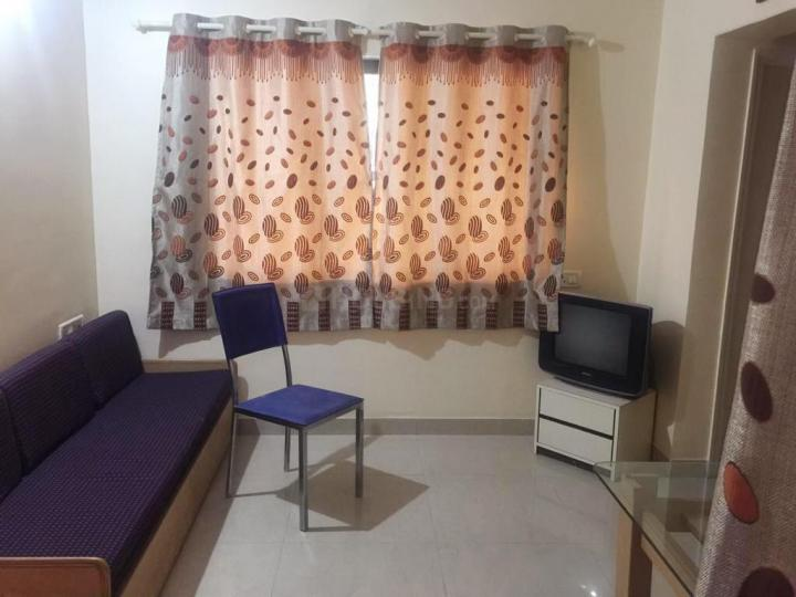 Living Room Image of 900 Sq.ft 2 BHK Apartment for rent in Mahim for 58000