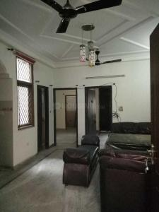Gallery Cover Image of 1000 Sq.ft 3 BHK Independent Floor for rent in Sewa Nagar for 12000