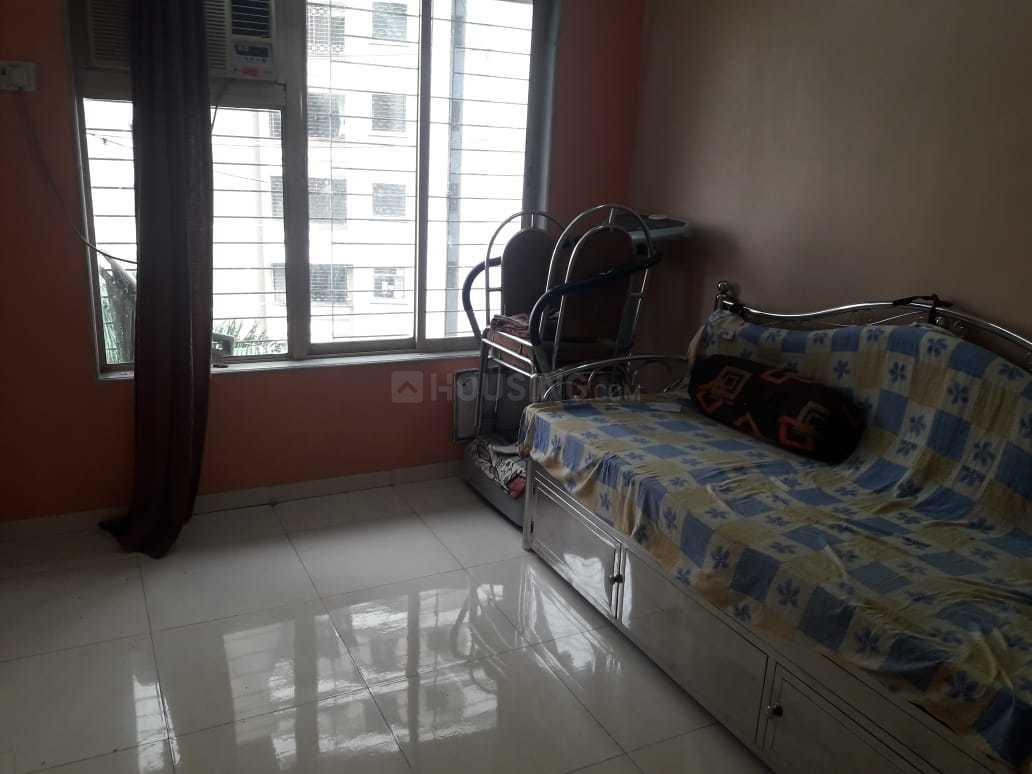 Living Room Image of 675 Sq.ft 1 BHK Apartment for rent in Borivali West for 22000
