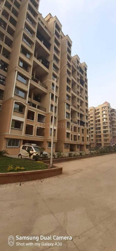 Building Image of 690 Sq.ft 1 BHK Apartment for rent in Ambernath West for 4500