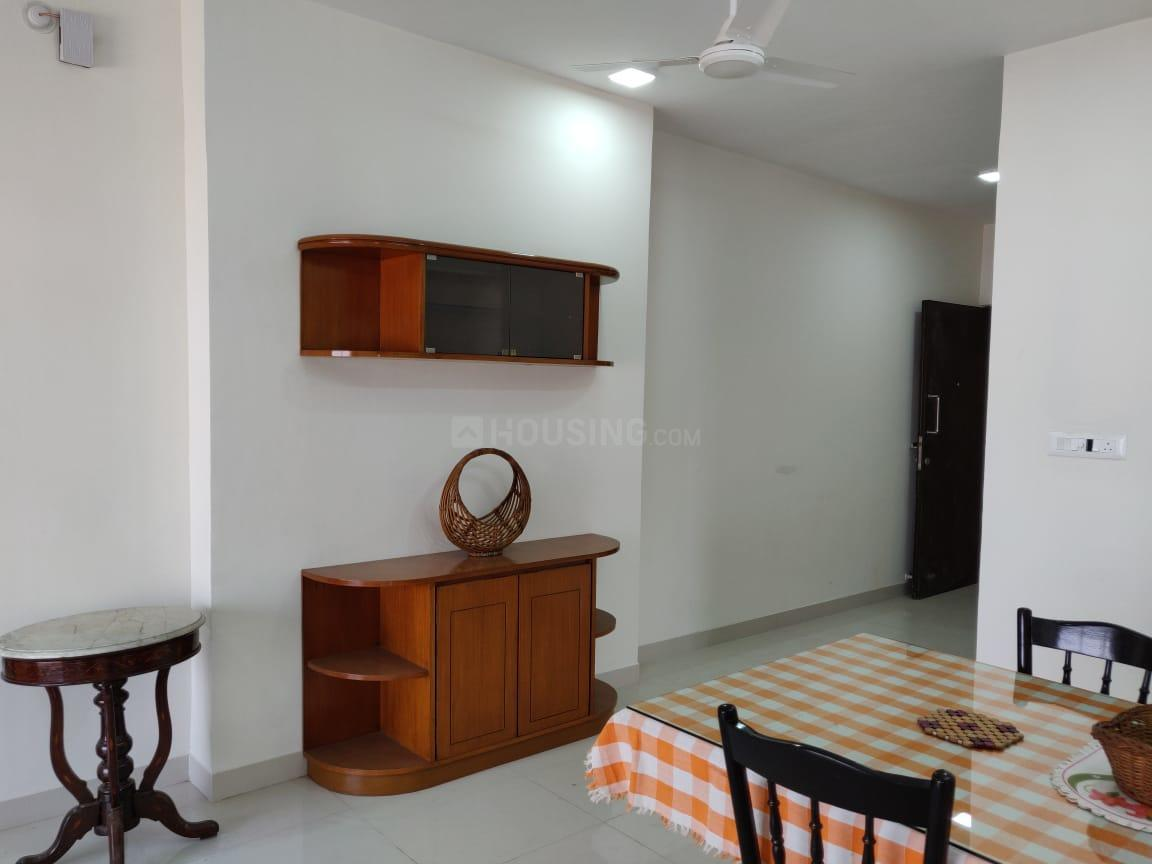 Living Room Image of 600 Sq.ft 1 BHK Apartment for rent in Malabar Hill for 75000