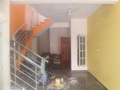 Gallery Cover Image of 1100 Sq.ft 2 BHK Apartment for rent in Hebbal Kempapura for 14000