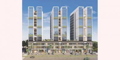 Gallery Cover Image of 750 Sq.ft 1 RK Apartment for buy in Jagatpur for 4500000