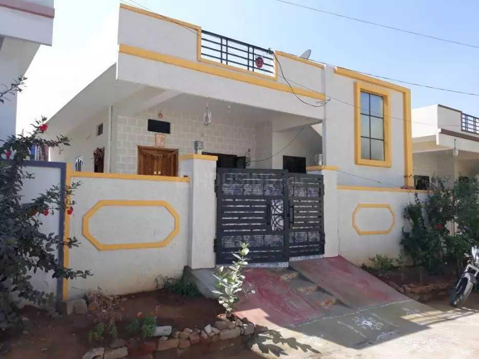 Building Image of 1000 Sq.ft 2 BHK Independent House for buy in Manneguda for 5500000