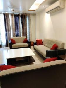 Gallery Cover Image of 1890 Sq.ft 3 BHK Independent Floor for rent in Greater Kailash I for 85000