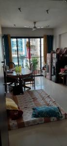 Gallery Cover Image of 1500 Sq.ft 3 BHK Apartment for rent in Kopar Khairane for 38000