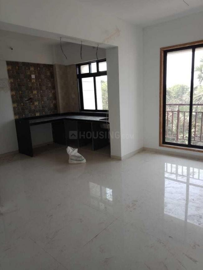 Living Room Image of 605 Sq.ft 1 BHK Apartment for rent in Tembhode for 6500