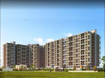 Gallery Cover Image of 1003 Sq.ft 2 BHK Apartment for buy in Goel Ganga Ganga Amber II, Tathawade for 5800000