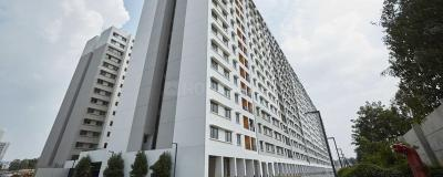 Gallery Cover Image of 853 Sq.ft 1 BHK Apartment for rent in Sobha Dream Acres, Varthur for 25000