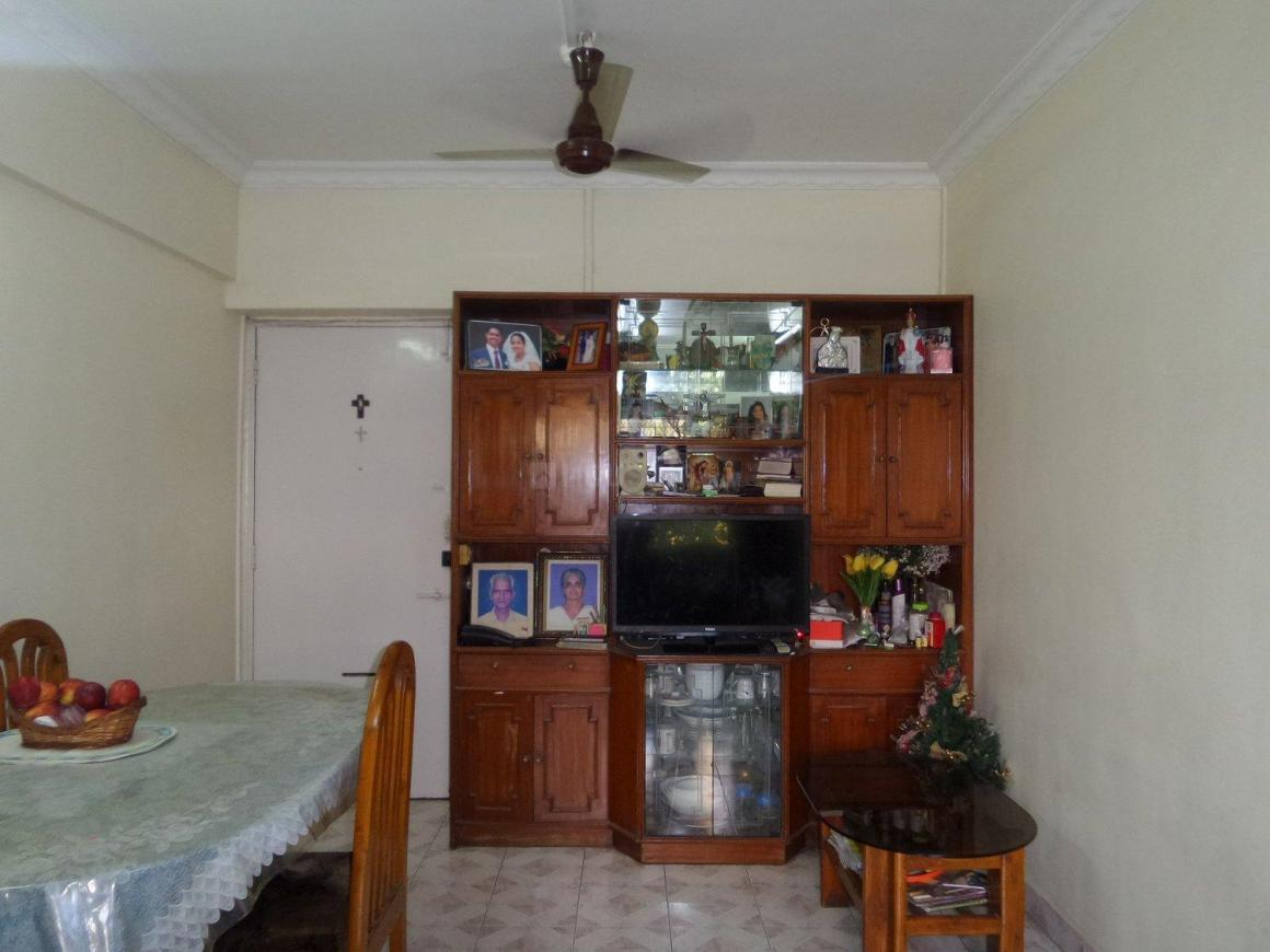 Living Room Image of 558 Sq.ft 1.5 BHK Apartment for buy in Wadala for 15000000