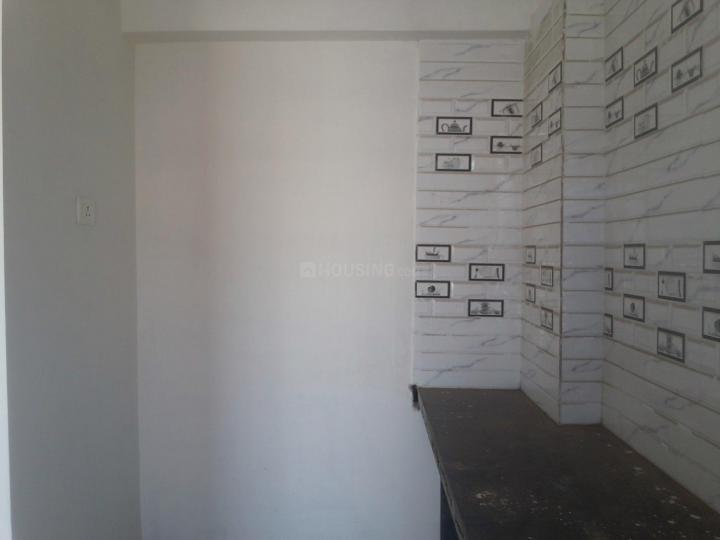 Kitchen Image of 550 Sq.ft 1 RK Apartment for rent in Kharghar for 6500