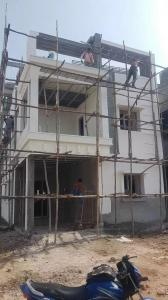 Gallery Cover Image of 2200 Sq.ft 3 BHK Villa for buy in S.R.Estate Pearl, Sainikpuri for 10000000