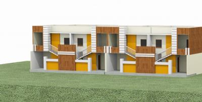 Gallery Cover Image of 900 Sq.ft 3 BHK Independent House for buy in Tilakhedi for 1250000