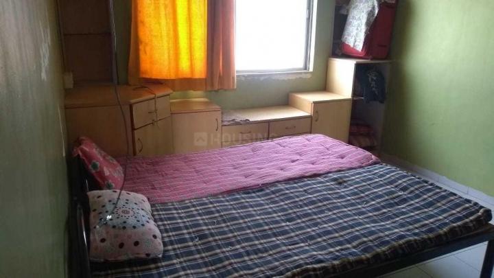 बानेर में पीजी के बेडरूम की तस्वीर