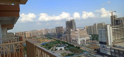Gallery Cover Image of 955 Sq.ft 2 BHK Apartment for rent in Gaursons Hi Tech 7th Avenue, Noida Extension for 8000
