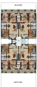 Gallery Cover Image of 1600 Sq.ft 3 BHK Independent Floor for buy in Palam Vihar for 9000000