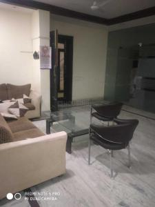 Gallery Cover Image of 600 Sq.ft 1 RK Independent House for rent in Sector 38 for 12000