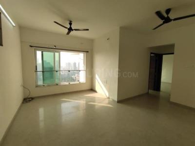 Gallery Cover Image of 1250 Sq.ft 2 BHK Apartment for rent in Romell Aether Wing B1, Goregaon East for 48000