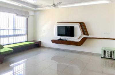 Gallery Cover Image of 1900 Sq.ft 3 BHK Apartment for rent in Thanisandra for 40000