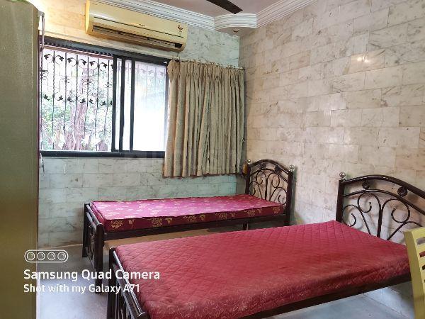 अंधेरी ईस्ट में मुंबई प्रॉपर्टी के बेडरूम की तस्वीर