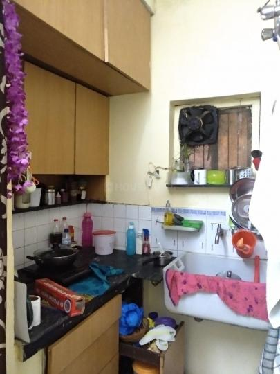 Kitchen Image of Rahul PG in Adchini