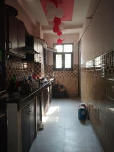 Kitchen Image of Bajrang PG in Shakarpur Khas