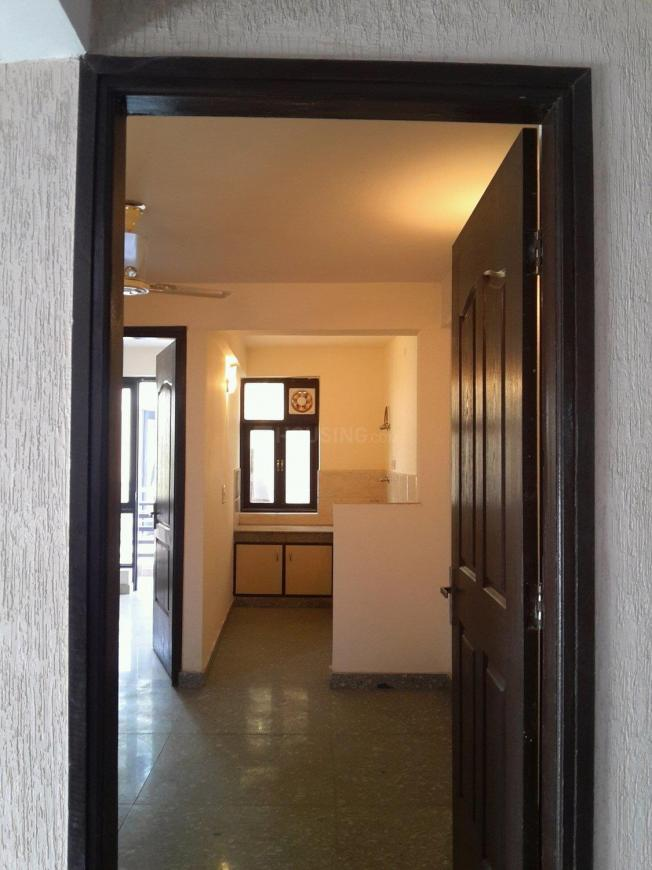 Main Entrance Image of 500 Sq.ft 1 BHK Apartment for buy in Aya Nagar for 2000000