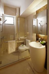 Bathroom Image of 603 Sq.ft 1 BHK Apartment for buy in Vikhroli East for 7300000