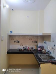 Gallery Cover Image of 450 Sq.ft 1 BHK Independent Floor for rent in Mahavir Enclave for 8500