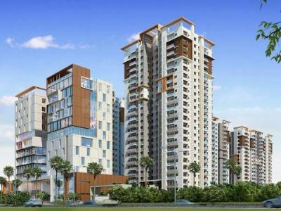 Gallery Cover Image of 1865 Sq.ft 3 BHK Apartment for buy in Salarpuria Sattva Magnus, Toli Chowki for 14155350