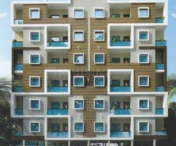 Gallery Cover Image of 600 Sq.ft 1 BHK Apartment for buy in Bhawrasla for 1305000
