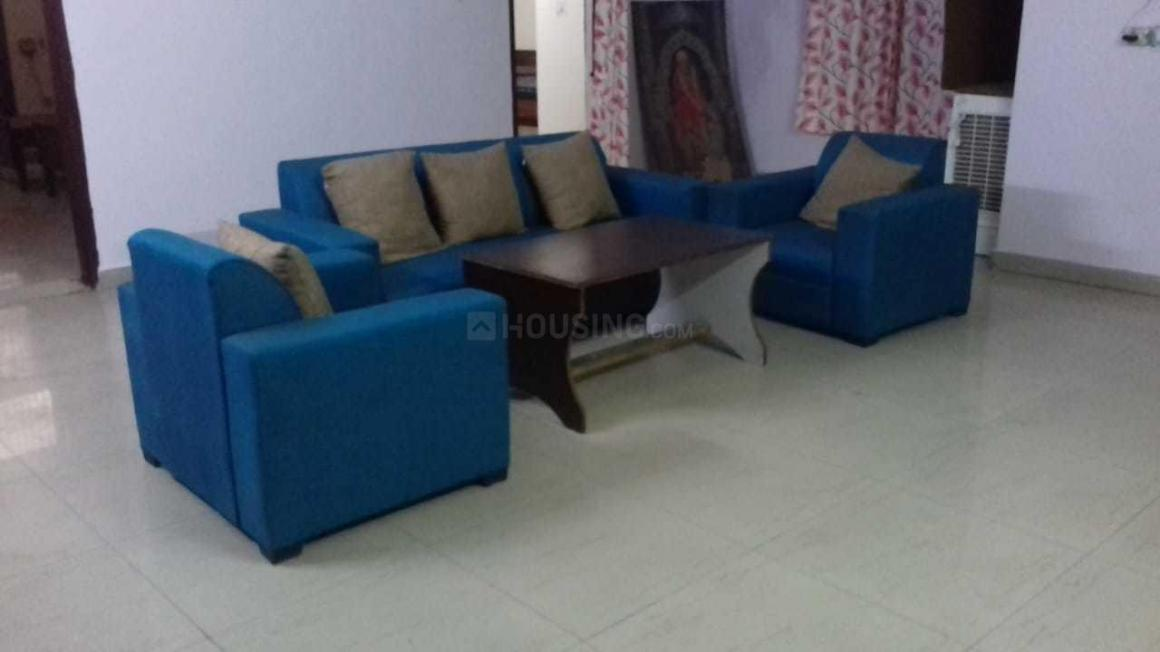 Living Room Image of 2550 Sq.ft 7 BHK Independent House for rent in Sector 62 for 7000