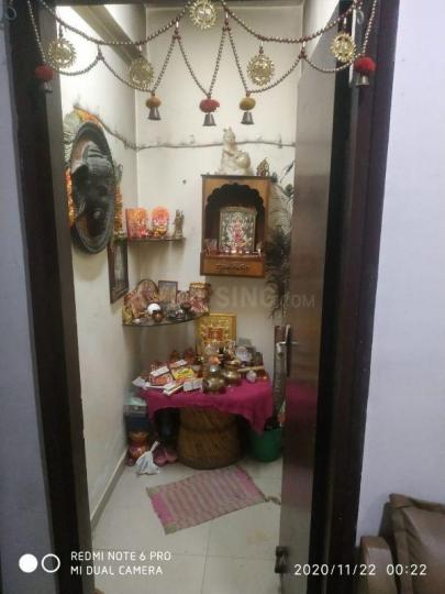 Pooja Room Image of 995 Sq.ft 2 BHK Apartment for buy in Galaxy Vega, Noida Extension for 4500000