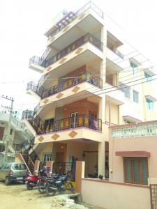 Gallery Cover Image of 1100 Sq.ft 2 BHK Independent Floor for rent in Begur for 9500