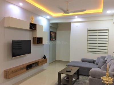 Gallery Cover Image of 1737 Sq.ft 3 BHK Apartment for rent in DSMAX STERLING, Varthur for 29000