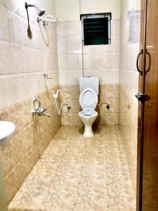 Bathroom Image of Nwe Igllos PG in New Thippasandra