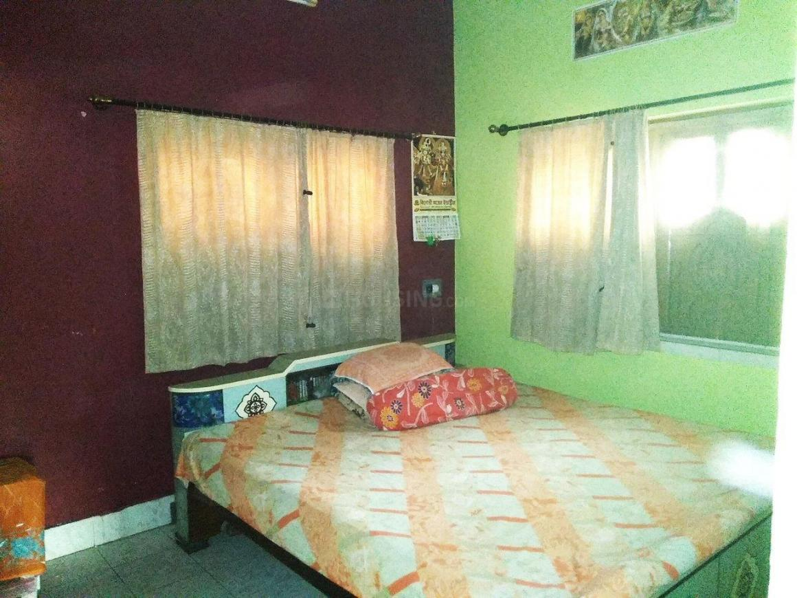 Bedroom Image of 800 Sq.ft 2 BHK Independent Floor for rent in Andul for 7000