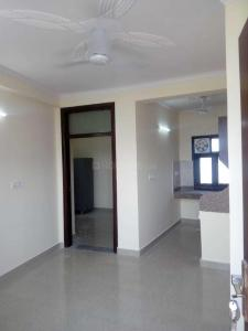 Gallery Cover Image of 450 Sq.ft 1 BHK Independent Floor for rent in Chhattarpur for 8500