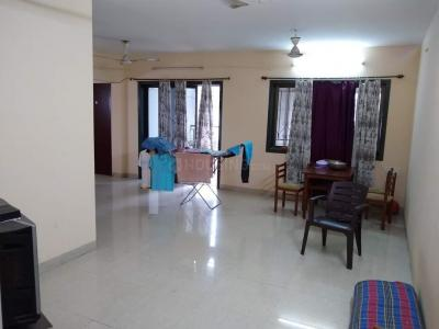 Gallery Cover Image of 1800 Sq.ft 3 BHK Apartment for rent in Jasmine Spring valley, Magarpatta City for 44000