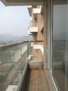 Balcony Image of 1200 Sq.ft 2 BHK Apartment for buy in Bhagwati Bhagwati Greens 2, Kharghar for 13800000