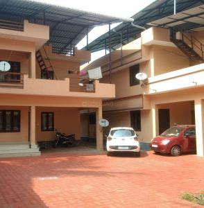 Gallery Cover Image of 1200 Sq.ft 2 BHK Independent House for rent in Kolazhy for 10000