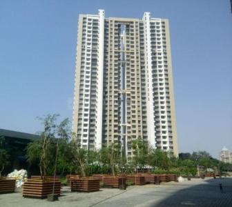 Gallery Cover Image of 1103 Sq.ft 2 BHK Apartment for buy in Neptune Flying Kites A Wing Right Wing, Bhandup West for 17500000
