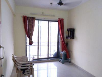 Gallery Cover Image of 655 Sq.ft 1 BHK Apartment for rent in Kopar Khairane for 17500