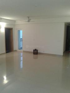 Gallery Cover Image of 2450 Sq.ft 4 BHK Apartment for rent in DLF New Town Heights, New Town for 40000